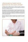 Guía de prevención y cuidado de las úlceras arteriales ... - Gneaupp - Page 6