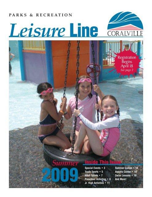 Registration - City of Coralville