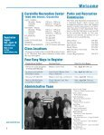 Registration - City of Coralville - Page 2