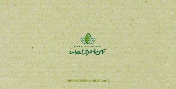 alpin trifft mediterran… - Hotel Waldhof