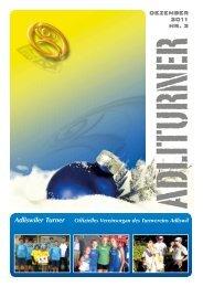 Adliswiler Turner vom Dezember 2011 - Turnverein Adliswil