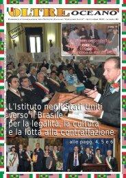 Settembre 2012 III Numero - Istituto Italiano Fernando Santi
