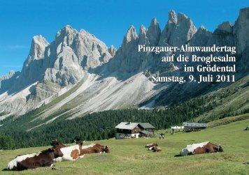 ARGE Almwanderung 0611