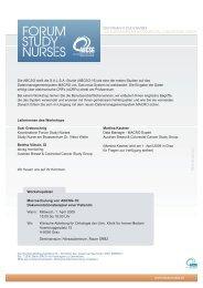 Workshop: Macroschulung von ABCSG-16 - Forum Study Nurses ...