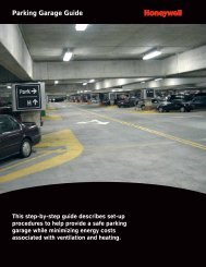 Parking Garage Guide - Gamewell