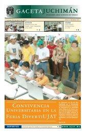 Lunes 30 de abril del 2007 - Publicaciones - Universidad Juárez ...