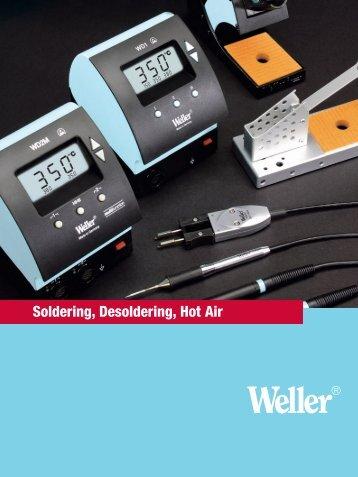 Soldering Stations - Egmont Instruments
