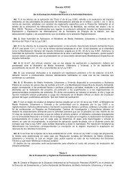 Decreto Nº 437/93