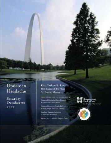 update in headache - National Headache Foundation