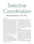 Selective Coordination - Responsibilities for the AHJ - Cooper ... - Page 2