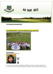 Journal n° 27 du 10 Sept 2012 - Asgolfbussyguermantes.fr