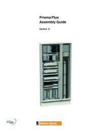 Prisma Plus Assembly Guide - Schneider Electric