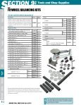 tools and Shop Supplies - S&S Cycle - Page 2