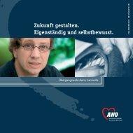 Infobroschüre - AWO promensch