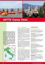AKTIV Camp Vada - Voyage Gruppenreisen