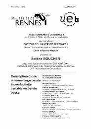 RENNES 1 - IETR