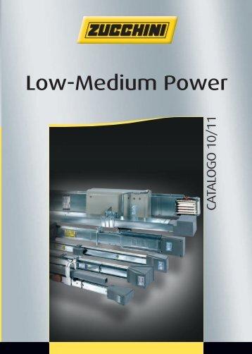 Catalogo Low Medium Power - Professionisti BTicino