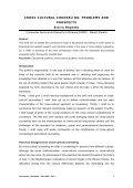 Cross-cultural counseling - Memoria Académica - Universidad ... - Page 2