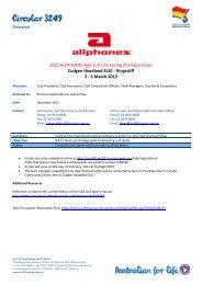 2012 ALLPHONES Age Surf Life Saving Championships Cudgen ...