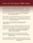 the pastor's bible study the pastor's bible study - Cokesbury - Page 2