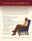 the pastor's bible study the pastor's bible study - Cokesbury - Page 3