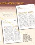the pastor's bible study the pastor's bible study - Cokesbury - Page 5