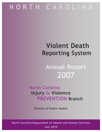 Violent Death - Injury Prevention Research Center