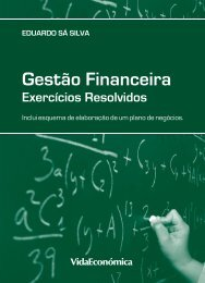 Gestão Financeira - Repositório Científico do Instituto Politécnico do ...