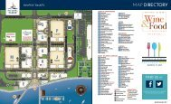 MAP DIRECTORY - National Harbor