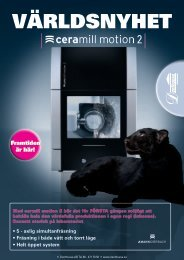 Ceramill 2 - Denthouse AB