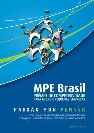 PAIXÃO POR VENCER - Movimento Brasil Competitivo