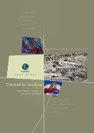 Loan Origination System - Cognizant