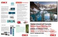 NMSO Program Brochure - Jan 1 - Mar 31, 2013 - Oki