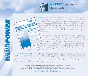 MARKEToverview - Zackin Publications