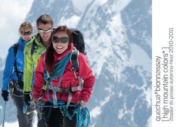 Haute-montagne / Bionnassay AH10-11 - Quechua Press