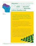 Wisconsin - Building Energy Codes - Page 2