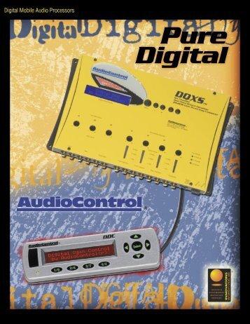 Pure Digital - AudioControl