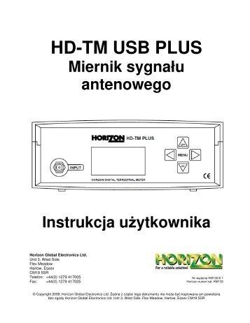 HD-TM USB PLUS - Wisat