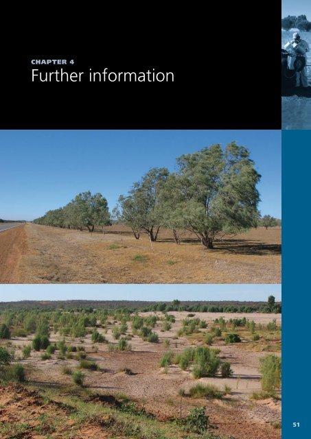 CHAPTER 4 Further Information - Weeds Australia