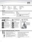 SB-99Ci Manual - Fellowes - Page 3