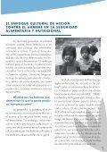 """""""Somos lo que comemos"""" - Acción Contra el Hambre - Page 4"""