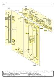 Montageset EL0420 EL0512 KLE001 KLEQ161 SRAM58 ... - Duka