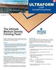 Ultraform Canada - Canadian Plywood Association