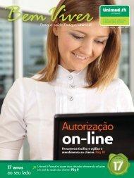 Autorização on-line - Unimed Ji-Paraná