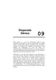 Dispersão Gênica - CIB