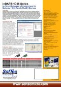 Softec INDART-HC08/QY datasheet: pdf - Octopart - Page 2