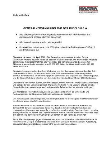 PDF FILE - Nagra