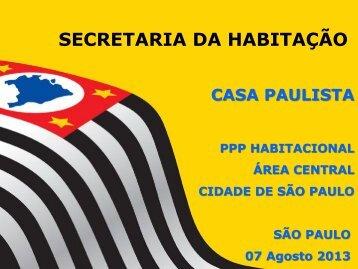 SECRETARIA DA HABITAÇÃO - Viva o Centro