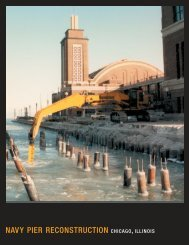Navy Pier Reconstruction - Brandenburg Industrial Service Co.