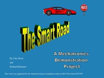 Presentation Slides - Mechatronics